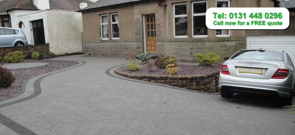 Driveways & Patios Edinburgh | Driveways Paths & Patios Edinburgh | Fencing & Turfing Edinburgh | Landscaping Edinburgh | Driveway Specialists Edinburgh, Scotland